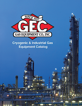Industrial Gas Catalog CD Cover